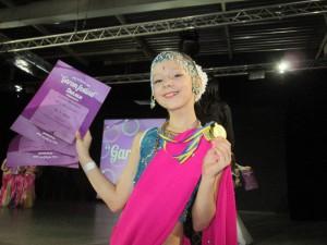 Наши победы на Международном Фестивале Восточного Танца